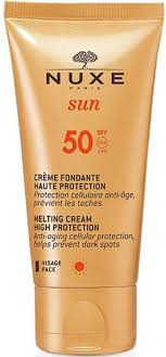 Купить <b>Nuxe</b> сан <b>крем для</b> лица солнцезащитный 50мл spf 50+по ...