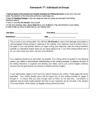 printable group evaluation essay sample fill out top  homework i individuals in groups