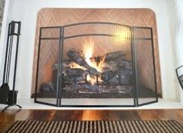 glass doors for fireplace fireplace glass door fireplace covers