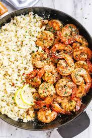 Garlic Butter Shrimp Recipe – Healthy ...