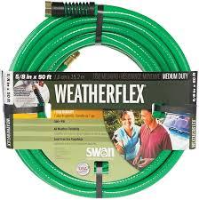 swan snwf58050 medium duty garden hose