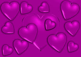 pink and purple heart backgrounds. Wonderful Backgrounds 1920x1080 Wallpapers For U003e Pink  Intended And Purple Heart Backgrounds