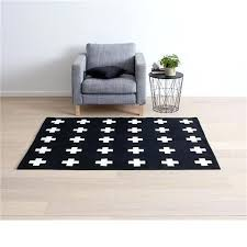 large black and white rug awesome cross print rug black white toddler room ideas inside area rugs modern extra large black white rugs