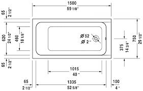 standard bathtub size in cm bathroom ideas intended for standard bathtub size