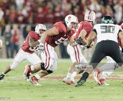 David DeCastro of the Stanford Cardinal ...