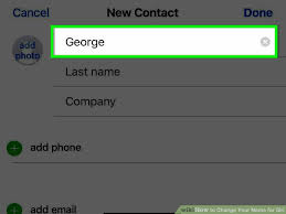 How to Change Your Name for Siri 15 Steps with