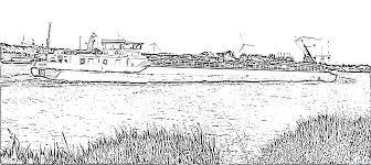 سفينة بضائع التلوين 600ovh
