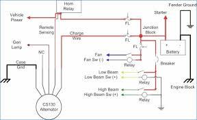 as the alternator here is a generic gm alternator wiring schematic delco remy alternator wiring diagram starter relay wiring diagram on acdelco alternator wiring diagram rh caribcar co