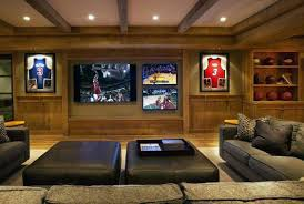 basement makeover ideas. Basement Ideas Photos Manly Sports Lounge Room Design Makeover