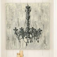 chandelier canvas painting luxury hand painted chandelier canvas