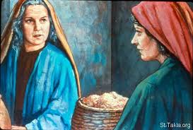 who is naomi in the bible. Fine Who StTaklaorg Image Naomi Directs Ruth Ruth 31 Inside Who Is In The Bible O