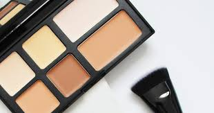 freedom makeup london pro strobe cream contour palette review swatches candramyee nz beauty