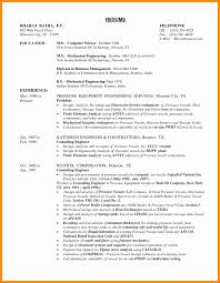 Industrial Engineer Resume Entry Level Mechanical Engineering Resume Awesome Format Pdf