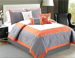 teal and orange bedding queen size comforters