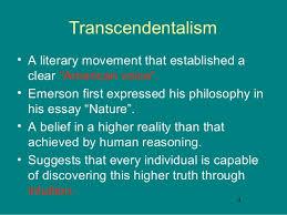 transcendentalism jpg cb  transcendentalism