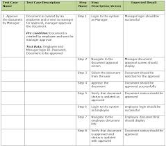 test plan template excel simple software test plan template project plan template erp