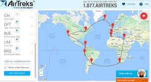 Use Tripplanner To Test Airfare Prices Airtreks