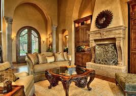 Tuscan Home Interiors Set Unique Decorating Ideas