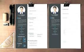 Free Modern Resume To Download Flat Modern Resume Template Cv Templates Free Download Docx Arianet Co
