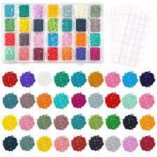 36 Colors <b>Diamond</b> Painting Replacement Round <b>Diamonds</b> with ...