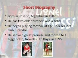 powerpoint biography my favorite football star powerpoint presentation on tildee how to