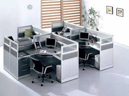 Compact Modern Office Cubicles