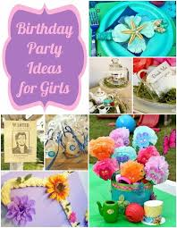 Diy Party Printables Birthday Party Ideas For Girls Diy Inspired