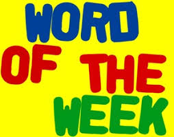the word of j c s p literacy ladder and word of the week