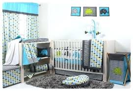 ideal blue green crib bedding d4623334 navy blue and lime green nursery bedding