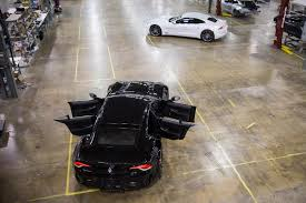 2017 VLF Destino Takes The Fisker Karma To New Grounds In Detroit