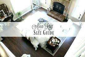 living room area rugs how to choose rug size for guide on average target choosing si