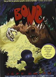 bone unlike the bone books