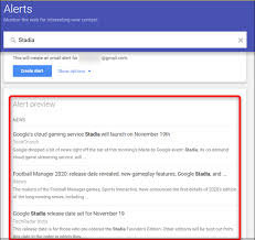 How To Master Google Alerts