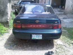 For Sale!! Very Clean First Body Toyota Camry 1994 Model@450k ...
