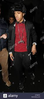Bbc Radio 1 Top Charts Chipmunk Leaves The Bbc Radio 1 Studios After Attending The