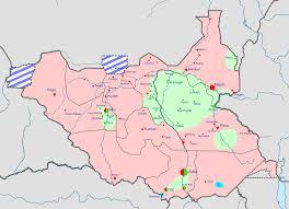 Гражданская война в Южном Судане — Википедия
