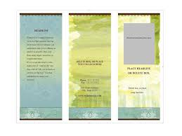 30 Free Pamphlet Template Word Andaluzseattle Template Example