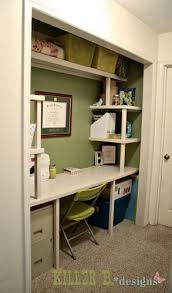 closet to office. closetsorganize and utilize idea box by shannon at fox hollow cottage closet to office