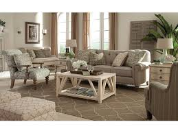 Paula Deen by Craftmaster Living Room Sofa P BD Stacy