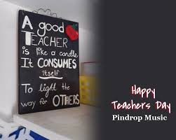 Happy Teachers Day Chart Let Teachers Day 2016 Be Musical With Pindrop Music
