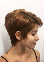 short hairstyles for women grown out pixie