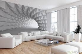 Wohnzimmer Design Tapeten Neu