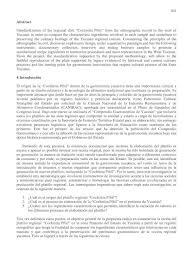 """Estandarización del platillo regional """"Cochinita Pibil"""" a ...  Multidisciplinarias... · 165 1"""