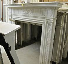 wood mantels for fireplaces at restoration resources
