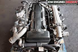 JDM Toyota Aristo Supra Non-VVTi Engine Auto Trans ECU Harness 2JZ ...