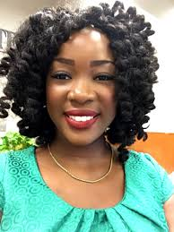 Kandi Burruss Bob Hairstyles Jamaican Bounce Hair Crochet Braids No Hot Water Pre Curled Looove