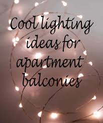 balcony lighting decorating ideas. fairy string ligthing from save on crafts balcony lighting decorating ideas