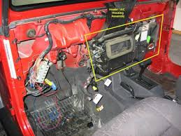 1997 jeep wrangler heating diagram wiring diagrams best how to replace the heater core on a jeep wrangler tj jeep wrangler jeep wrangler suspension diagram 1997 jeep wrangler heating diagram