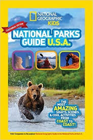 national geographic kids national parks guide usa centennial edition the most amazing sights scenes