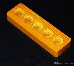 wooden e cig display stand shelf wood holder rack for ego battery atomizer rda mechanical mods mod battery vaporizer e display rotor winding machine